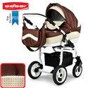 Детская коляска 3 в 1 Adbor Marsel PerFor Sport P03