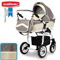 Детская коляска 3 в 1 Adbor Marsel PerFor Sport P05