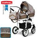 Детская коляска 3 в 1 Adbor Marsel PerFor Sport P06