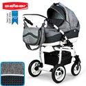 Детская коляска 3 в 1 Adbor Marsel PerFor Sport P07