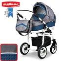 Детская коляска 3 в 1 Adbor Marsel PerFor Sport P08