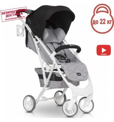 Детская прогулочная коляска Euro-Cart Volt Pro Anthracite