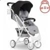 Дитяча прогулянкова коляска Euro-Cart Volt Pro Anthracite