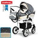 Детская коляска 3 в 1 Adbor Marsel PerFor Sport P10