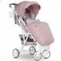 Детская прогулочная коляска Euro-Cart Volt Pro Powder Pink
