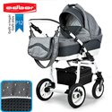 Детская коляска 3 в 1 Adbor Marsel PerFor Sport P12