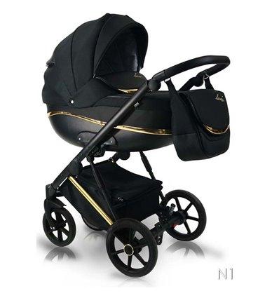 Детская коляска 2 в 1 Bexa Next Gold
