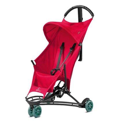 Детская прогулочная коляска Quinny Yezz Bold Berry