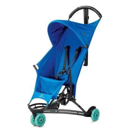 Детская прогулочная коляска Quinny Yezz Bold Blue