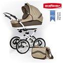 Детская коляска 3 в 1 Adbor Marsel PerFor Classic P02