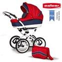 Детская коляска 3 в 1 Adbor Marsel PerFor Classic P04