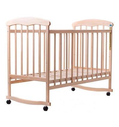 Кроватка Наталка. Липа светлая