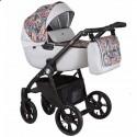 Детская коляска 2 в 1 Roan Esso Grey Folk
