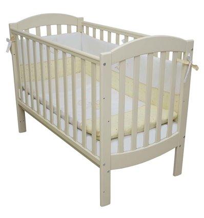 Детская кроватка Верес Соня ЛД10 Эконом слоновая кость