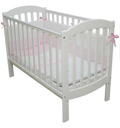 Детская кроватка Верес Соня ЛД10 Эконом белая