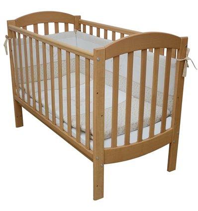 Детская кроватка Верес Соня ЛД10 Эконом бук