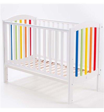 Детская кроватка Верес Соня ЛД10 Эконом радуга