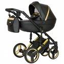 Детская коляска 2 в 1 Verdi Mirage Eco Premium Gold 2