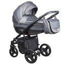 Детская коляска 2 в 1 Coletto Florino New FN-04 серая