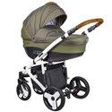 Детская коляска 2 в 1 Coletto Florino New FN-07 оливковая
