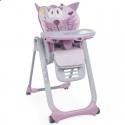 Стільчик для годування Chicco Polly 2 Start Miss Pink