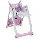 Стульчик для кормления Chicco Polly 2 Start Miss Pink