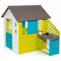 Детский домик с кухней Smoby 810711