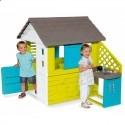 Дитячий будиночок з кухнею Smoby 810711