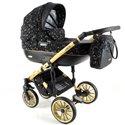 Детская коляска 3 в 1 Adbor Ottis Gold 02
