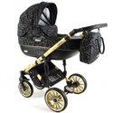 Детская коляска 3 в 1 Adbor Ottis Gold 03