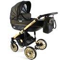Детская коляска 3 в 1 Adbor Ottis Gold 04