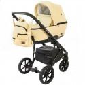 Детская коляска 2 в 1 Broco Smart Beige