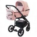 Дитяча коляска 2 в 1 Broco Smart Pink