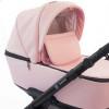 Детская коляска 2 в 1 Broco Smart Pink