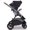 Детская прогулочная коляска EasyGo Optimo Air 2019 Sand