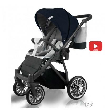 Детская прогулочная коляска Bexa iX9