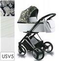 Детская коляска 2 в 1 Bexa Ultra Style V USV5