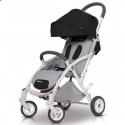Детская прогулочная коляска EasyGo Minima plus Carbon