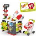 Детский супермаркет с тележкой Smoby 350213