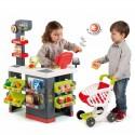 Дитячий супермаркет з візком Smoby 350213
