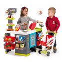 Детский супермаркет с тележкой Smoby Maxi Market 350215