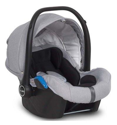 Автокресло детское EasyGo Starter+ Grey, 0-13 кг