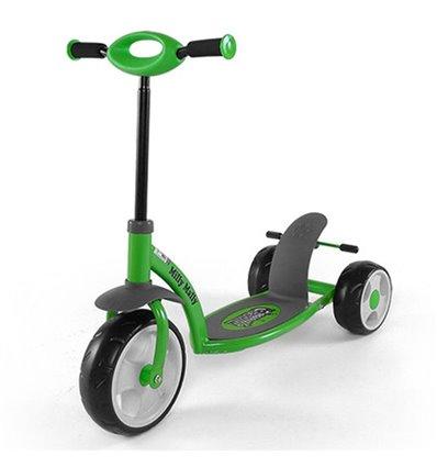 Самокат Milly Mally Sporty New зеленый