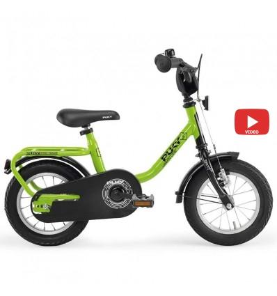 Велосипед двухколесный Puky Z2 зеленый