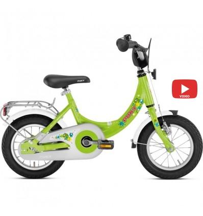 Велосипед двухколесный Puky Z 12-1 alu зеленый