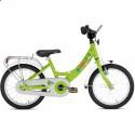 Велосипед двухколесный Puky ZL 16-1 alu зеленый