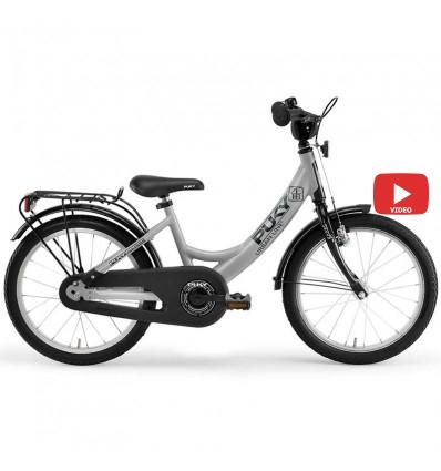 Велосипед двухколесный Puky ZL 16-1 alu серый