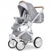 Дитяча коляска 2 в 1 Riko Brano Luxe Grey Fox 05