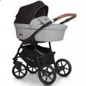 Детская коляска 2 в 1 Riko Basic 02 Grey Fox