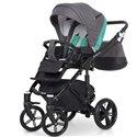 Детская коляска 2 в 1 Expander Enduro 01 Malachit